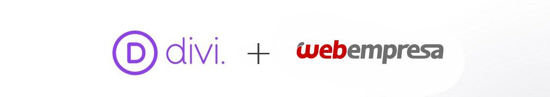 Divi-Hosting por Webempresa.